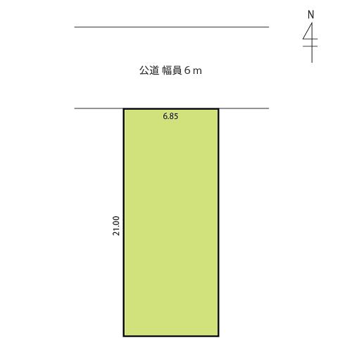 ■高山町 売地