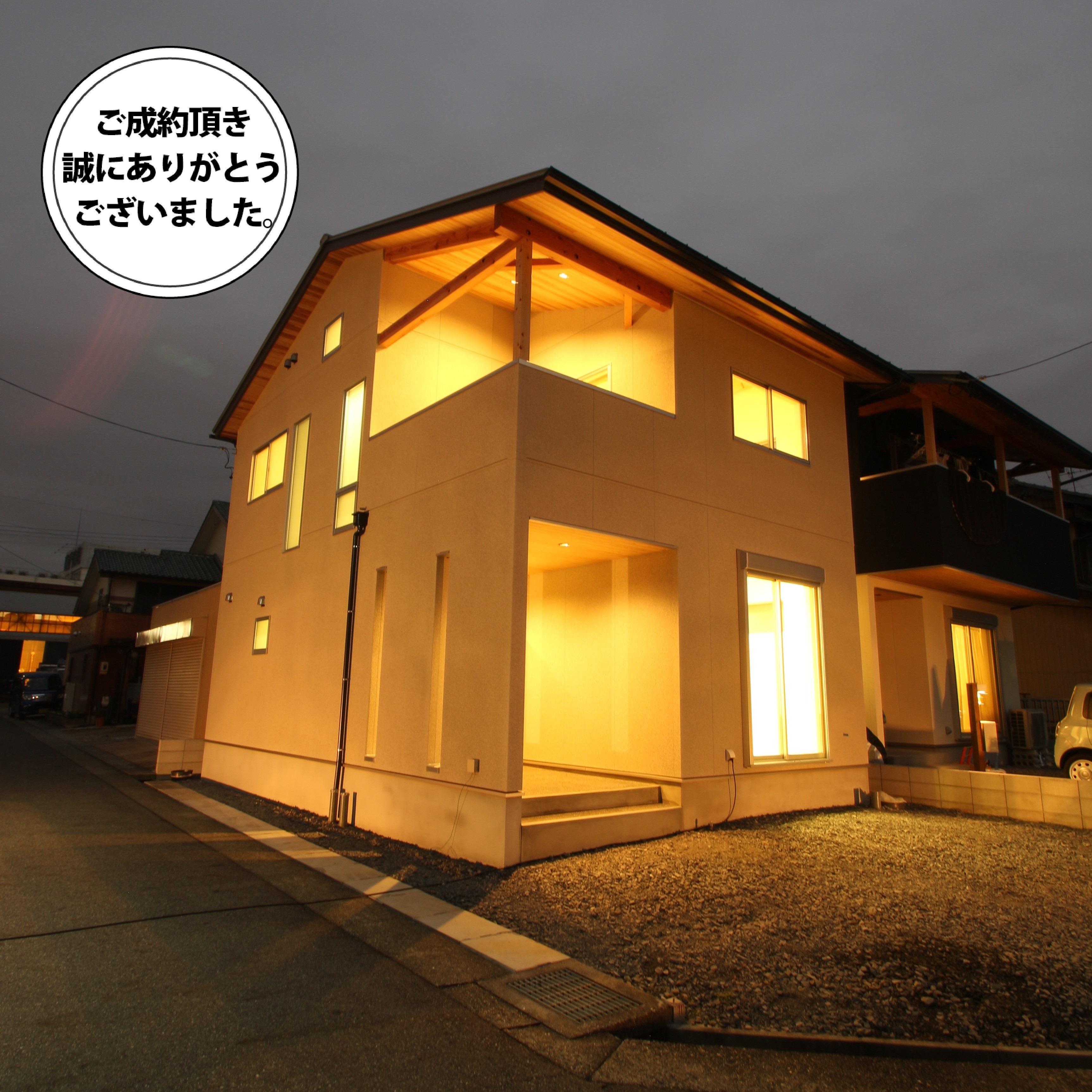 ■西高山町 モデルハウス